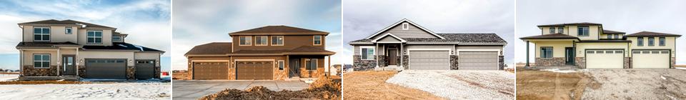 New Homes in Colorado